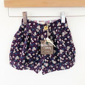 Matilda Jane Fall Bubble Shorts, Size 2T.